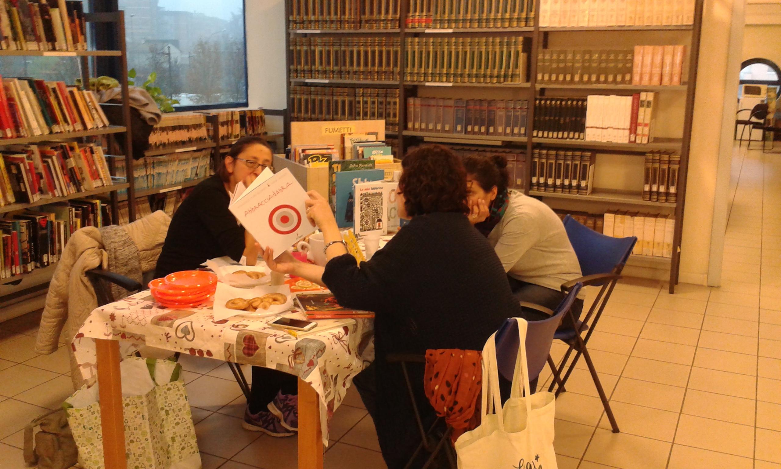 Un Tè da Favola, pomeriggio di letture per genitori golosi_Biblioteca di Opera