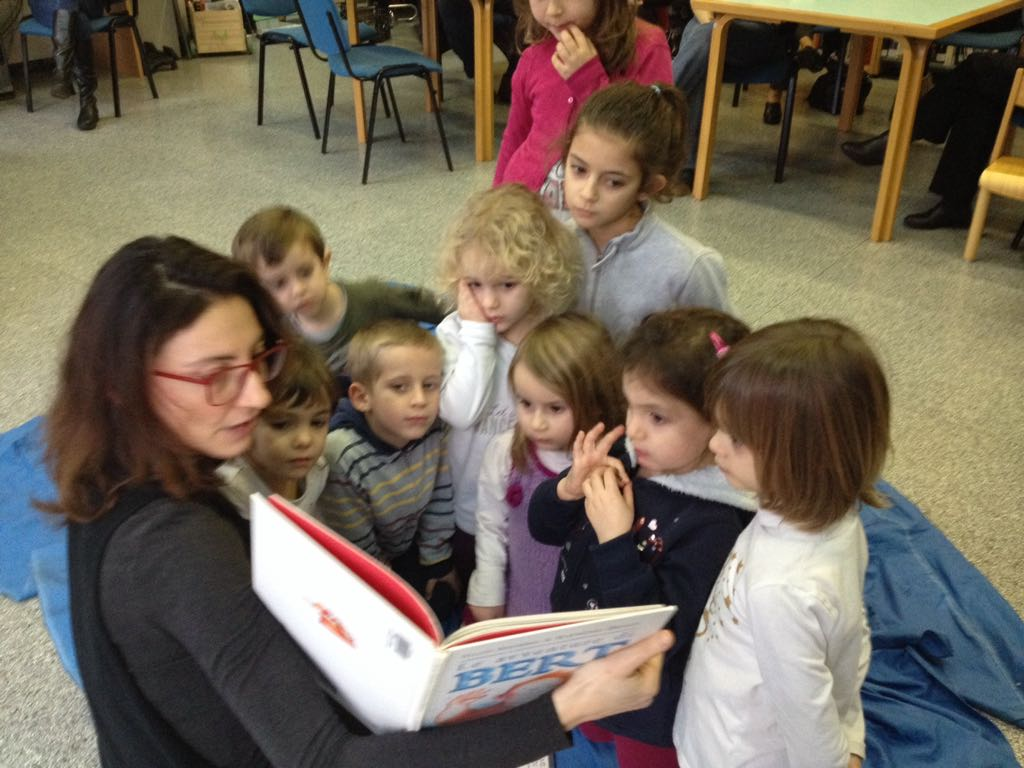 Storie da ridere_Biblioteca Cisliano 12.02.2018